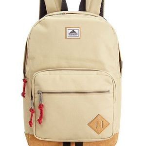 Steve Madden Gently Used Canvas Backpack